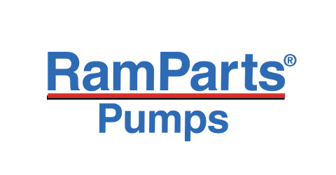 Ramparts Pumps Logo