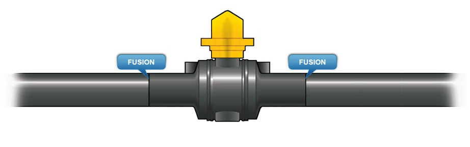 Poly-Chem Valve Side View C